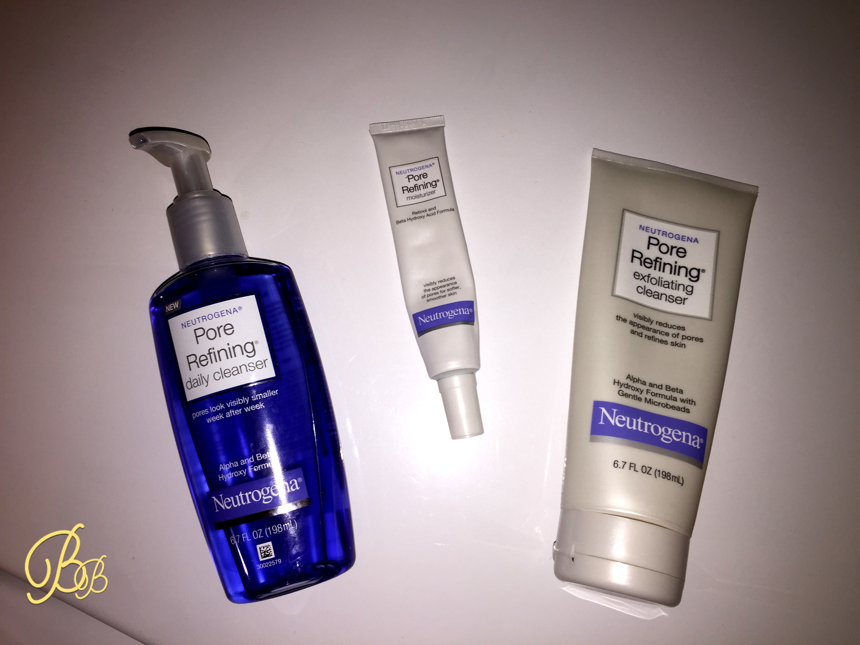 Neutrogena Pore Refining product line {review} - Becky Boricua