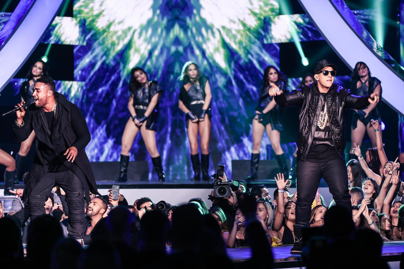 Premios Billboard 2015 Daddy Yankee